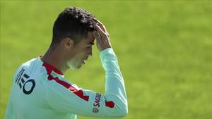 Cristiano Ronaldo, suplente ante Andorra