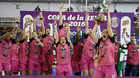 El Conquero, nuevo campe�n de la Copa de la Reina