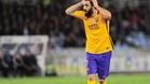 El jugador turco�Arda Turan quiere ganarse la confianza de Luis Enrique