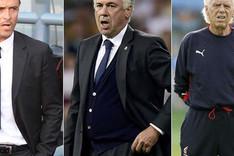 Luis Enrique tiene ahora por delante el r�cord de Ancelotti y Beenhakker