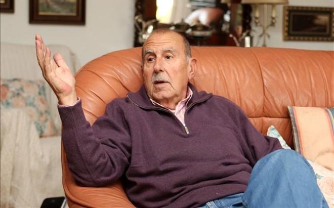 Manel Vich recibi� a SPORT en su casa en diciembre de 2012