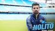 Official: Manchester City confirm the signing of Celta Vigo's Nolito