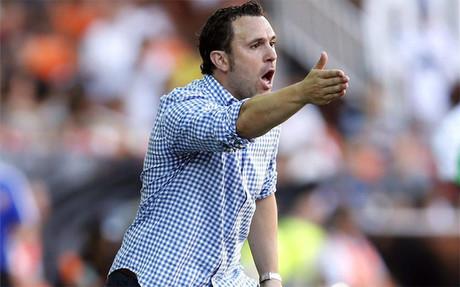 Sergio lament� los errores defensivos de su equipo