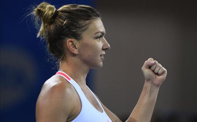 Simona Halep, tercera clasificada para el Masters de Singapur