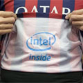 La camiseta del Bar�a llevar� Intel... �por dentro!