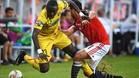 Egipto sufrió más de lo esperado para arañar un empate ante Mali