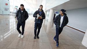 El Barça viaja a Eibar
