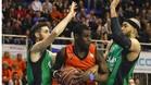 Diagne juega en el Fuenlabrada