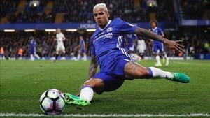 El Chelsea ha enviado a casa a Kenedy
