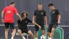 Cucurella y Palencia se perderán la vuelta del Barça B en Segunda A