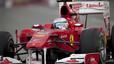 Alonso espera poder ser competitivo en Valencia
