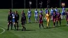 7-1: El Barcelona golea en el derbi femenino