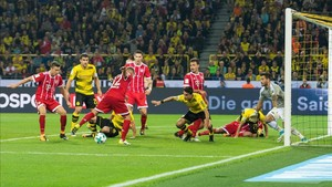El clásico de los últimos años del fútbol germano volverá a levantar pasiones