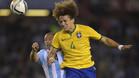 David Luiz, expulsado ante Argentina, no podía jugar contra Perú y ha regresado este domingo a París