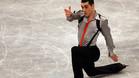 Fernández busca la medalla en Sochi