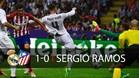 Las mejores im�genes de la victoria del Real Madrid