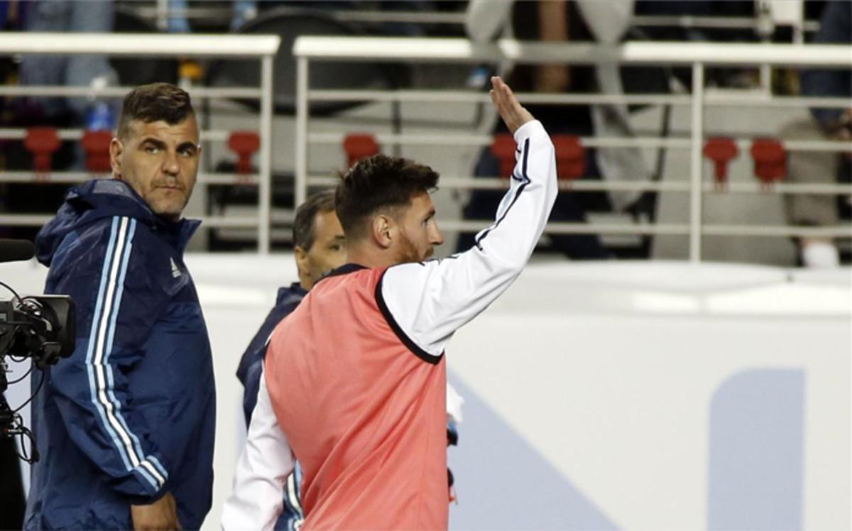 Messi nos ilusiona con un mensaje a los argentinos