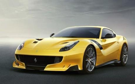 Llega el nuevo F12 TDF