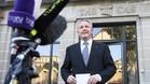 Matthieu Reeb, secretario genaral del TAS, comunicó la decisión a los medios