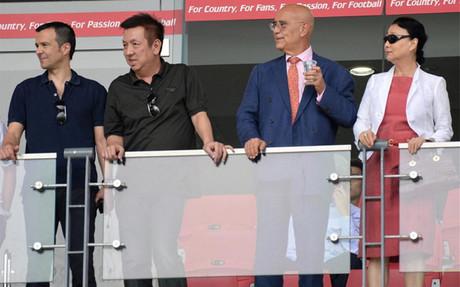 Meses de negociaciones han acabado con Lim como nuevo propietario del Valencia