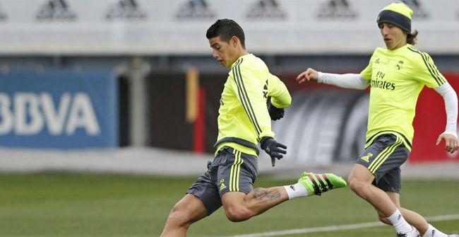 Pepe y Bale no se entrenan con el grupo en el Madrid