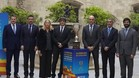 La Supercopa de Catalunya, el d�a de su presentaci�n