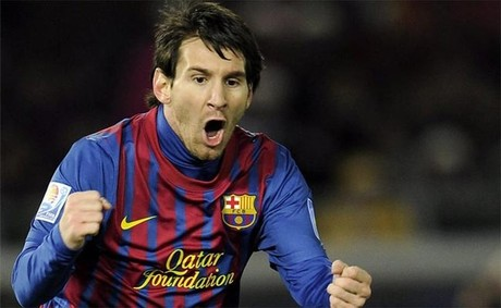 Leo Messi, bigoleador en la final