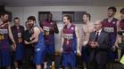 Los jugadores del Barça celebraron el título