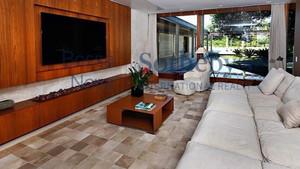Las imágenes de la casa de Neymar