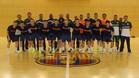 La selección brasileña se fotografió en la Ciudad Deportiva blaugrana