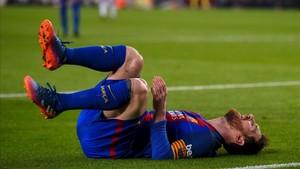 La renovación de Messi preocupa al barcelonismo