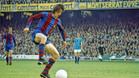 Cruyff, en una imagen de archivo