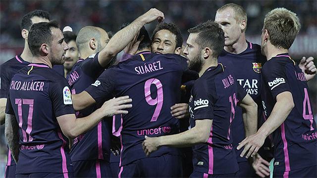 Video resumen: Granada - Barcelona (1-4) - Jornada 29 - LaLiga Santander