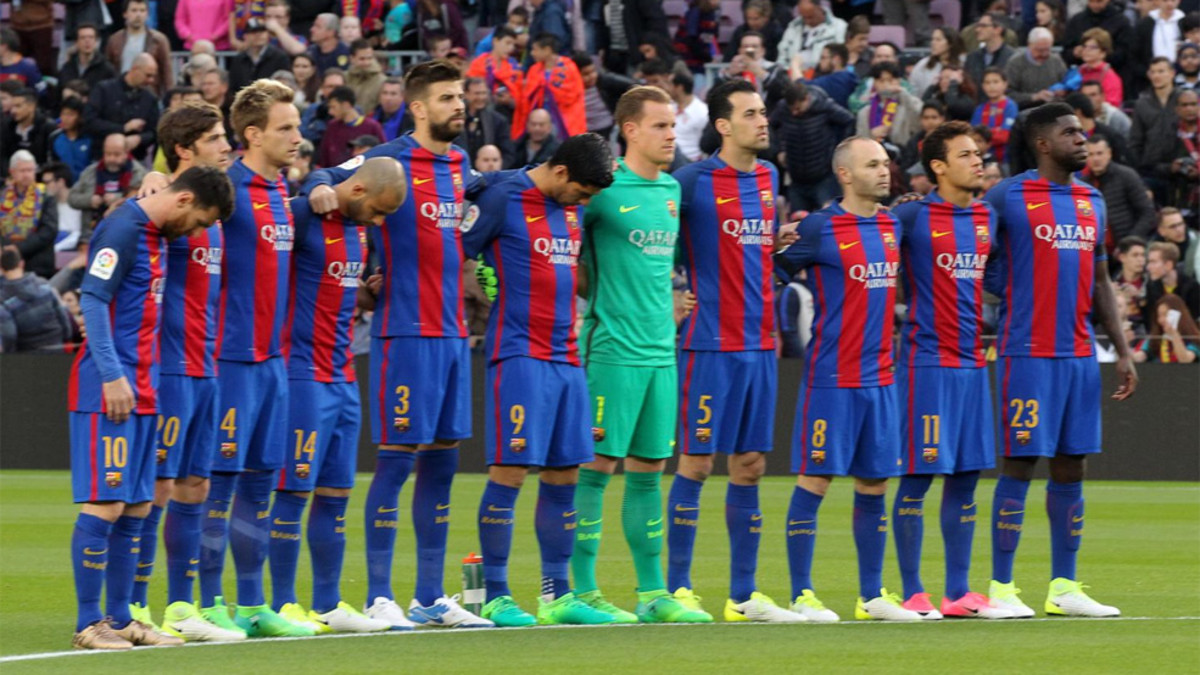 El FC Barcelona de Luis Enrique, marcado por las rotaciones