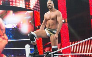 Cesaro sueña con triunfar en la WWE