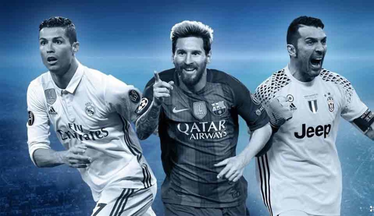 Messi, en el equipo ideal de la Champions League