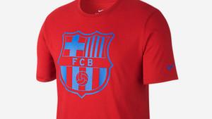 Camiseta FC Barcelona Dry Crest