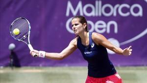 Görges se clasificó para la final del Mallorca Open