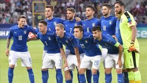 Italia, un rival durísimo para España en las semis del Europeo sub 21