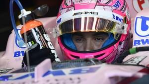 Esteban Ocon renueva por Force India