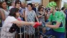 Alejandro Valverde ser� uno de los favoritos ma�ana en Lombard�a