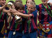 El FC Barcelona fue el gran triunfador en la pasada edici�n del MICFootball7