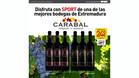 Disfruta con SPORT de una de las mejores bodegas de Extremadura
