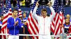 """Djokovic define a Federer como \""""probablemente el mejor jugador de la historia\"""""""