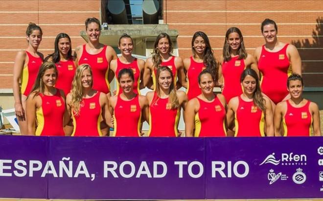 La selección española solo tiene un objetivo: La medalla de oro
