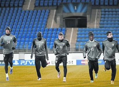 El estadio que debe sustituir al actual del Zenit en San Petersburgo sigue dando problemas