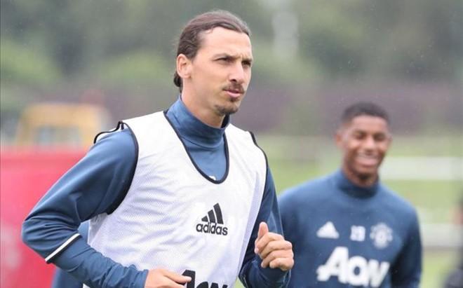 Ibrahimovic podr�a debutar el s�bado