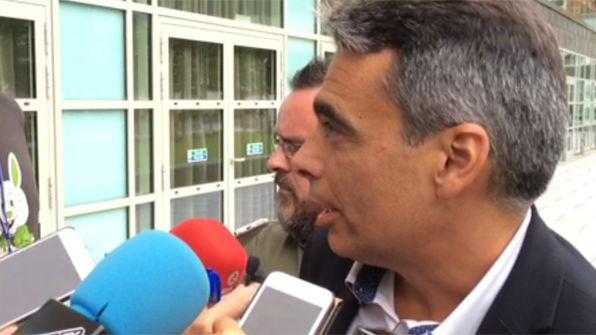 Las palabras de Soler sobre la marcha de Montoya y la llegada de un '9'