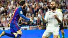 Así volvió Messi a liarla en el Bernabéu