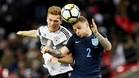 Mucha lucha y poca lucidez en el Inglaterra-Alemania